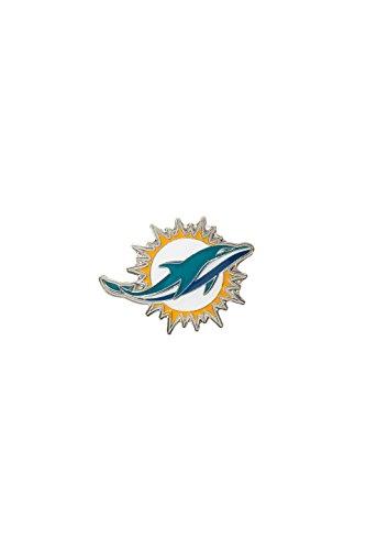 (NFL Miami Dolphins Logo Pin)
