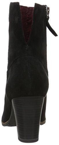 Tamaris 25038, Botines para Mujer Negro (BLACK 001)