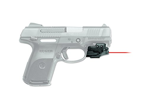 Crimson Trace CMR-201 Rail Master Universal Red Laser Sight, -