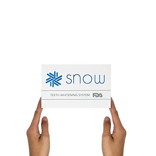 Snow Teeth Whitening Kit All-in-One At-Home Teeth Whitening