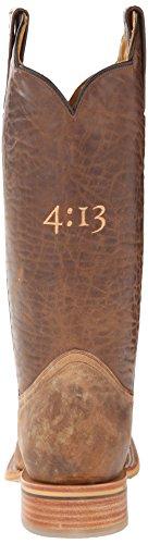 Haul Aroundus Boot Shoes Western Men's Tin Brown Ichthys 6Iqd8x6B