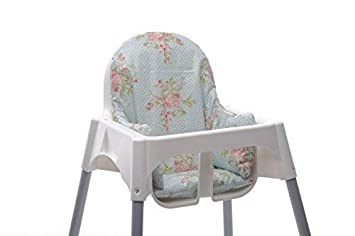 Amazon.com : IKEA ANTILOP HIGHCHAIR Cushion Insert. Easy to ...