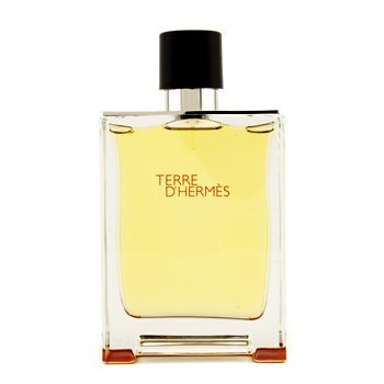 Hermes Terre D'hermes Pure Parfum Spray For Men 200ml/6.7oz