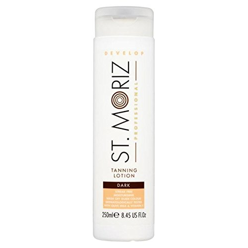 St. Moriz Professional Tanning Lotion Dark 250ml