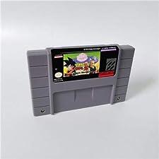 Game card - Game Cartridge 16 Bit SNES , Game Dragon Ball Z - Ultime Menace - Action Game Card US Version English Language