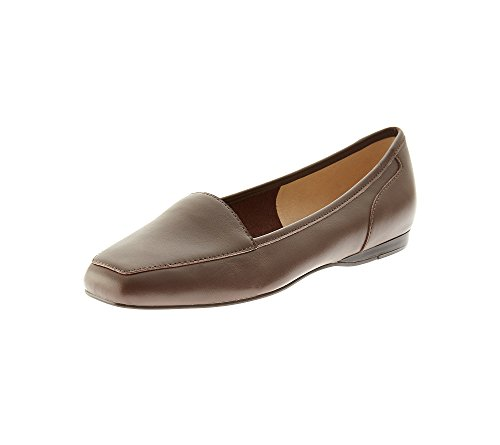 Bandolino Womens Liberty Java Leather