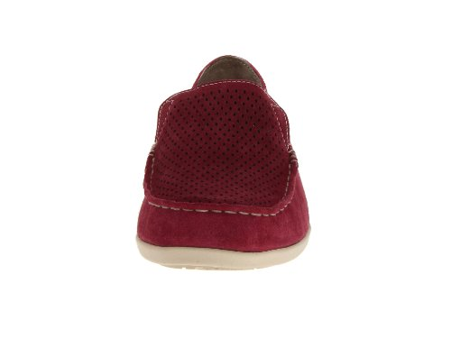 Olukai Nohea Perf Chaussure - Femme Rouge Betterave / Tapa
