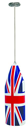 Aerolatte Milk Frother with To Go Case, Union Jack