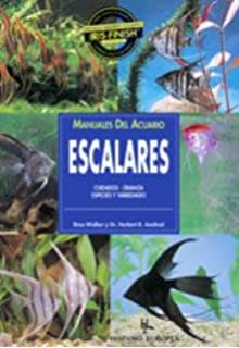Manuales del acuario. Escalares