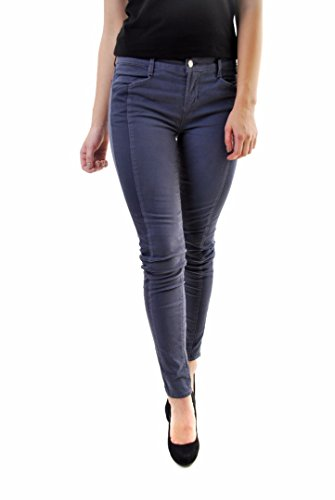 J BRAND Mujer Plum Kinsey Flaco Jeans Gris