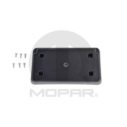 license plate mount front jeep - 7