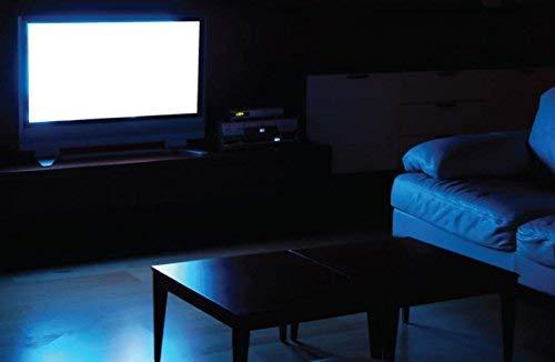 M/&H-24 LED TV-Simulator Home-Security Einbruchschutz durch Licht-Simulation mit 37 LEDs 4 St/ück Fernseh-Atrappe Fake-Fernseher Dummy