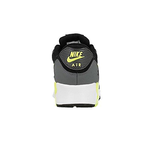 Nike 833420-006 Sportschuhe für Babys, Schwarz (Black / Volt / Dark Grey / White), 28.5 EU (11|#Child UK Baby Boys )