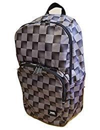 Vans Alumni Checkerboard Backpack School Bag