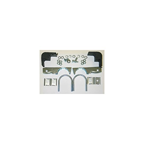 Ecklers Premier Quality Products 25-328624 Corvette Exhaust Hanger Kit Center At X Frame