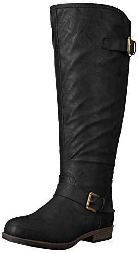 Calf Riding Boot Black Brinley Extra Durango Women's Wide Co xwc WnWP64Z