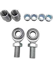 """.750"""" 3/4"""" rod end heim joint kit left and right hand thread"""