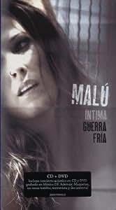 "Intima Guerra Fria + Dvd ""Pal"""