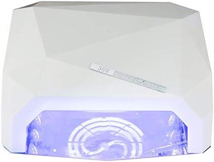 LEDネイルマシンインテリジェントタイミング誘導ベーキングランプ速乾性ネイルグルーネイルマシンホワイト光線療法ランプ85/240 v