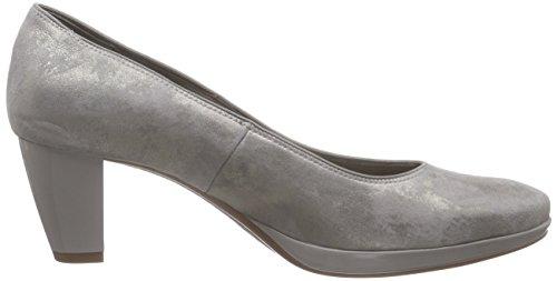 Ara Toulouse-Plateau - Plataforma Mujer Gris - Grau (chiara 12)