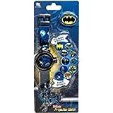 Best DC Comics Kids Digital Watches - DC Comics Kid's Batman Logo Projection Watch Review