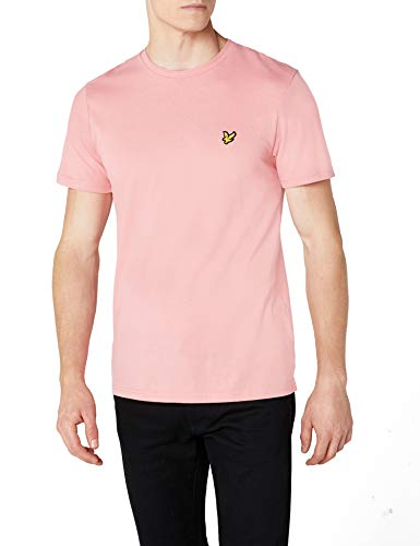 Homme Z361 Scott pink Lyle Shake amp; Pink T shirt Crew Neck vqY47w