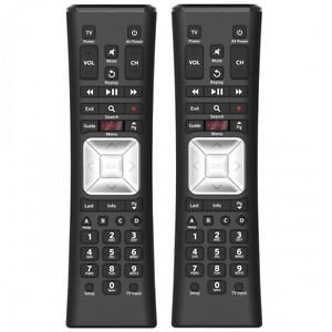 Amazoncom Set Of Two Xfinity Comcast Xr5 Rf Remote Control X1 W