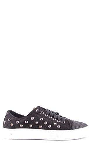 MCBI477001O Fabric Sneakers Black Studswar Women's U6anqn5Z