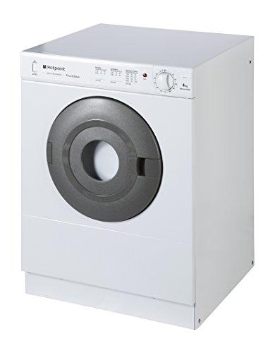 Hotpoint V4D01P Tumble Dryer White 4 Kilogram - Vent on the Front