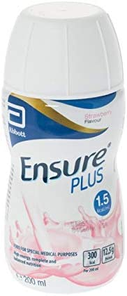 Ensure Plus Milkshake Strawberry 30x200ml
