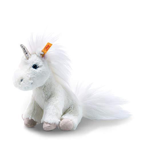 - Steiff Cuddly Friends Floppy Unica Unicorn with Knopf in Ohr 7