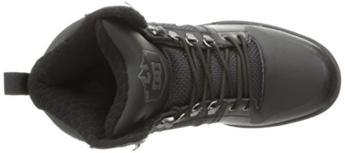 Shoe WR Black High Spartan Boot Men's DC Skate tZqTYOW