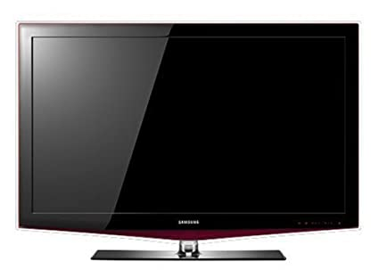 amazon com samsung ln40b650 40 inch 1080p 120 hz lcd hdtv with red rh amazon com Samsung TV Instruction Manual Samsung TV Manuals LED TV