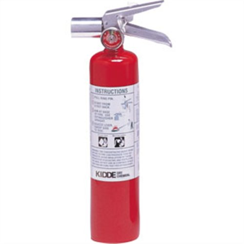 - Fire Extinguisher w/ Wall Hook (2.5 LB BC ProPlus 2.5 H Halotron I) 466727K