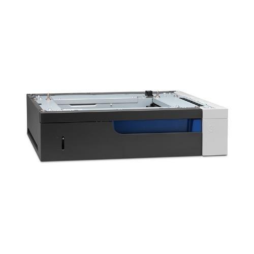HP CE860A Media tray - 500 sheets in 1 tray(s) - for Color LaserJet Enterprise CP5525, M750, LaserJet Enterprise 700