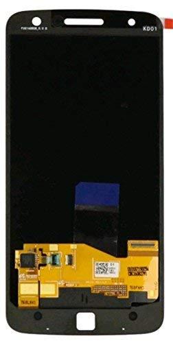 LCD Lens Touch Screen Digitizer for Motorola Moto Z Droid XLTE XT1650 XT1650-01 XT1650-03 XT1650-05 5.5'' Black