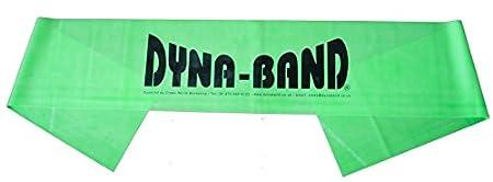 Dyna-Band Unisex, Dyna, verde, n/a Cartasport DYBGR