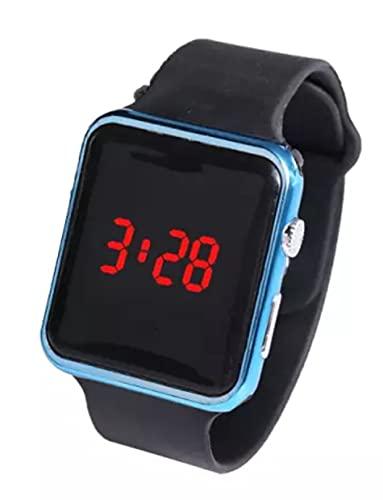FRP Digital led Watch Side Blue Colours Mens Watches Womens Watch boy Watch Girls Watch