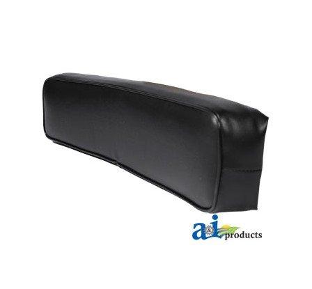 363219R91-1 Back Cushion Black Vinyl Fits International Harvester by A&I