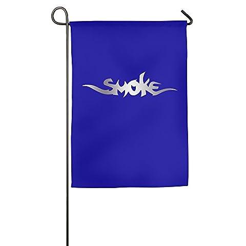 Tony Stewart Smoke 1 Platinum Style BGERIGER Home Garden Flags (Garden Flag Tony Stewart)