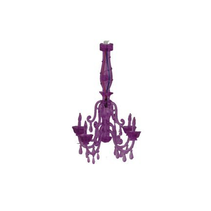 Barbie 3 Story Dream Townhouse - Replacement Lighted Chandelier - Three Story Dream House
