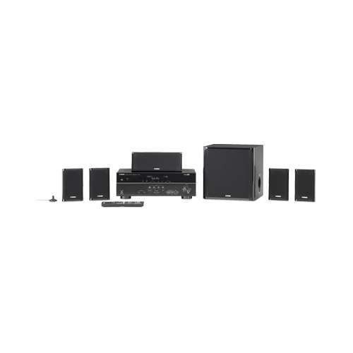 Yamaha YHT-497 5.1-Channel Home Theater System by Yamaha