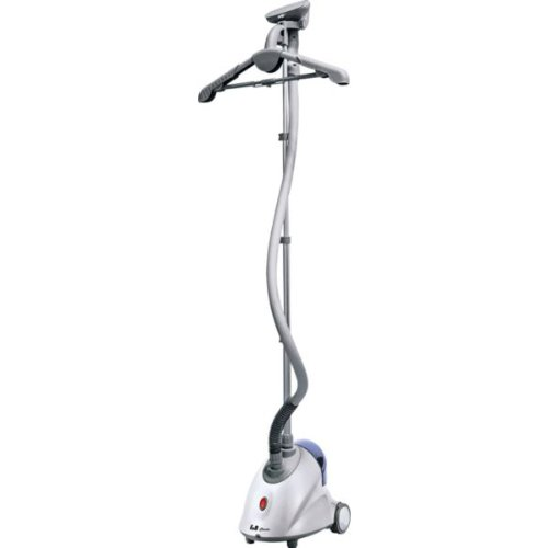 Precious E&R GS18 Garment Steamer with accompanying Sock Tidy Clips