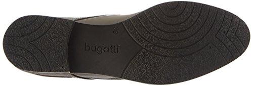 grau Bugatti V5107pr9 Gris Femme 160 Chaussures Derby rw1XBr