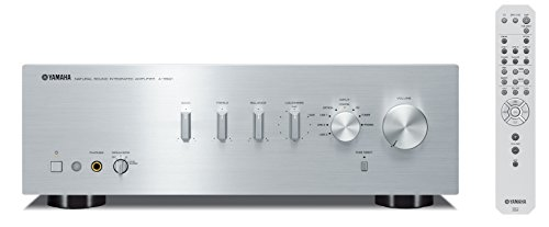 (Yamaha A-S501SL Natural Sound Integrated Stereo Amplifier (Silver))