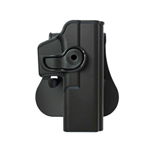 IMI Defense Glock 17 / 22 / 28 / 31 Tactical Combo Concealed Roto Holster + Double Mag Magazine Pouch Kit 3