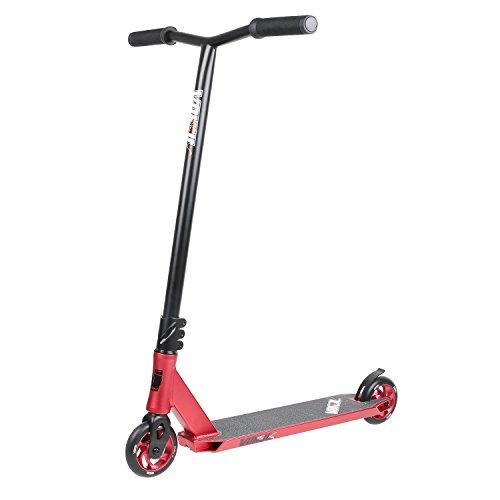 Vokul Vk Lmt Stunt Pro Scooter  Red