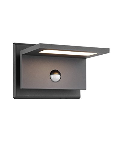 Outdoor Wall Lamp With Pir