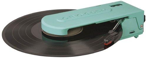 Crosley CR6020A-TU Revolution Portable USB Turntable with So