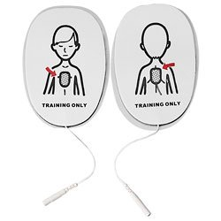 AED WNL Practi-Trainer Replacement CHILD Training Pads WNL Products